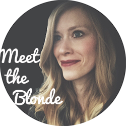 Meet The Blonde